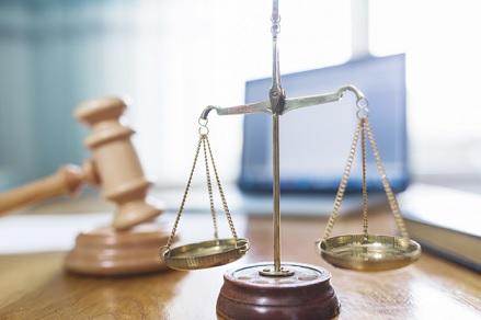 immmagine bilancia giustizia
