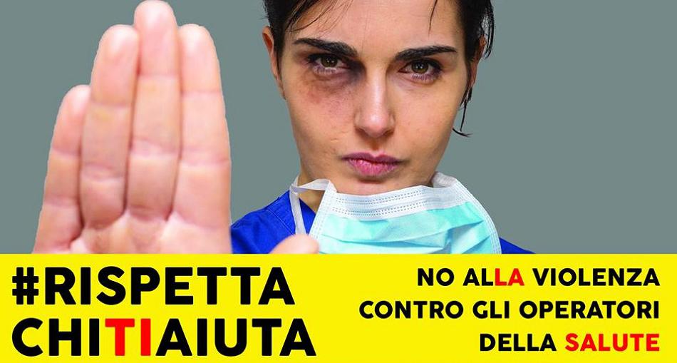 """Legge anti violenza su operatori sanitari: """"Una tutela che vale anche per l'assistenza ai cittadini"""""""