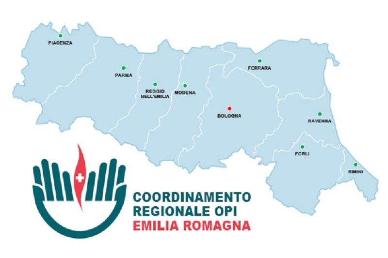 """Delibera Regione Veneto sugli OSS: il """"NO"""" del coordinamento degli ordini dell'Emilia Romagna."""